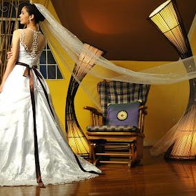 Ceumie by Paolo Zalameda - Wedding Bride ( caeumie )