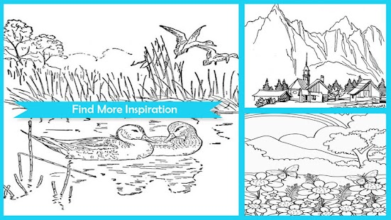 Amazing Nature Coloring Books - Android Apps on Google Play