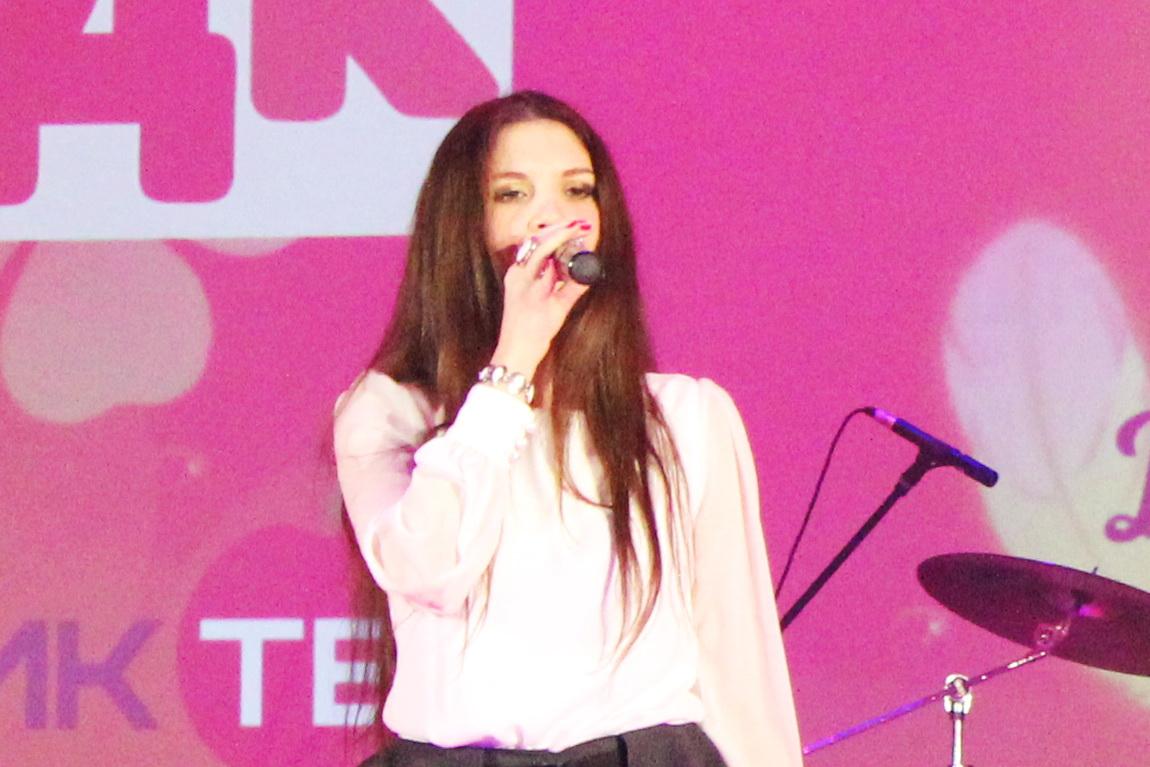 Виктория Раянова в Уфе