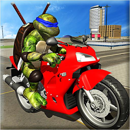 Ninja Turtle Hero: Superheroes Open World Battle