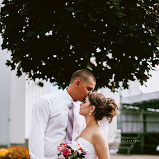 Wedding photographer Olesya Vasileva (OLESYAVAS). Photo of 22.08.2016