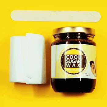 Waxing Ketiak Di Rumah Cool Sugar Wax Alami Dan Mudah
