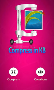 Download Photo Compressor In KB and MB For PC Windows and Mac apk screenshot 5