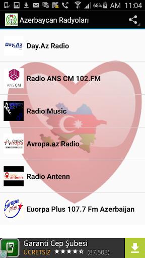 Azerbaycan Radyoları