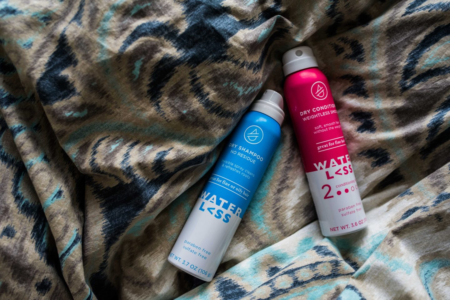 Why You Need To Try Waterless Hair Products Sensible Stylista