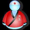 JA Sensei - Learn Japanese, Kanji, Lessons icon