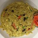 Champa Pineapple Fried Rice (L)