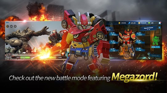 Power Rangers: All Stars v1.0.5 [MOD] 1
