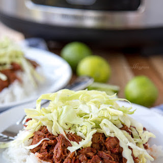 Slow Cooker Red Chile Beef
