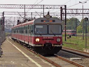 Photo: EN57-1944, Toruń Głowny - Poznań Główny (manewry) {Toruń Główny; 2014-09-12}