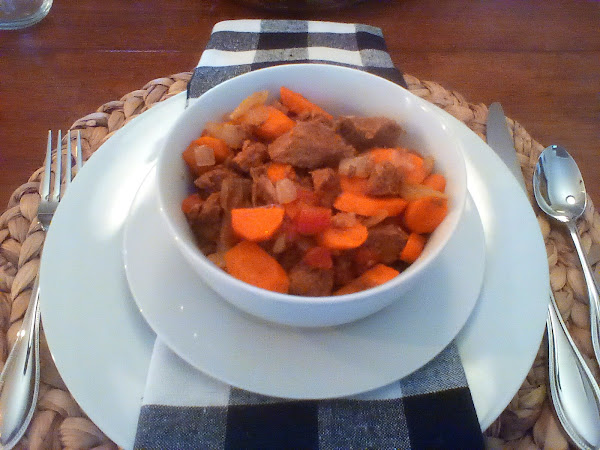 Amazing Low And Slow Beef Stew (easy & Healthy) Recipe