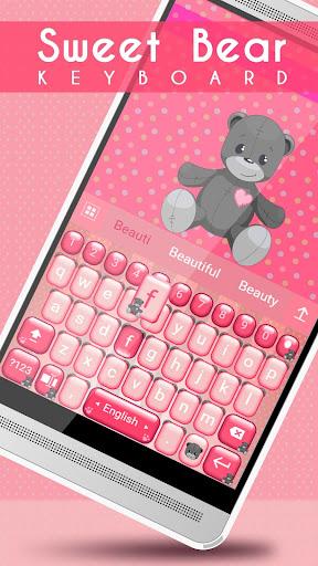 Sweet Bear Keyboard