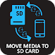Move Media Files to SD Card: Photos, Videos, Music image