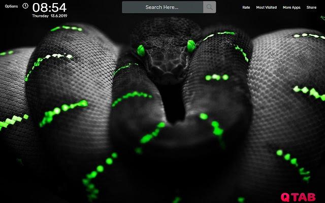 Razer Wallpapers HD Theme