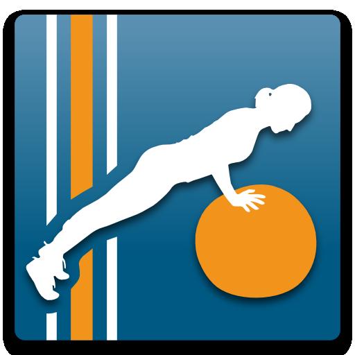 Virtual Trainer Gym Ball (app)