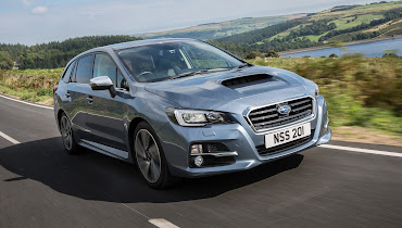 Levorg is Subaru enigma