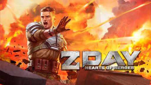 Z Day: Guerre des Armu00e9e | MMO de Stratu00e9gie  captures d'u00e9cran 1