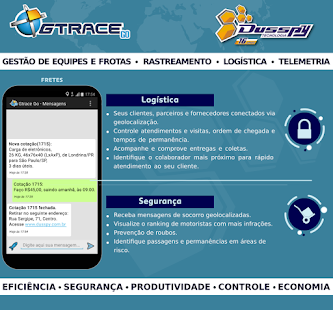 Gtrace GO Rastreador GPS e Gestão Equipes e Frotas - náhled