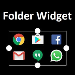 Foldery Multicon Folder Widget APK Cracked Download