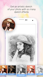Sketch Photo Maker мод
