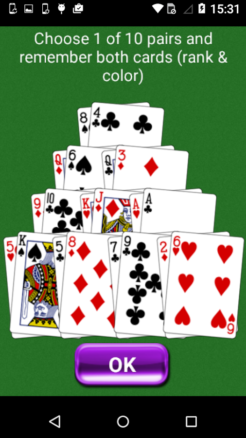 Five Card Trick - Automagical- screenshot