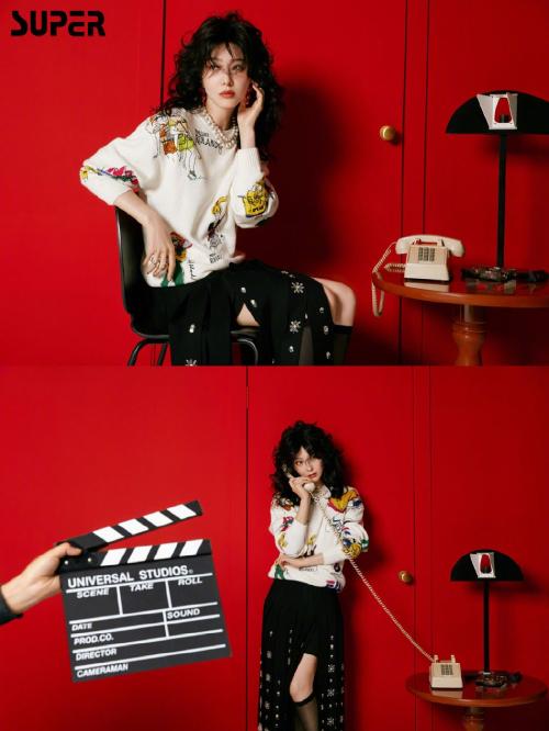 Phạm Băng Băng khoe nhan sắc siêu đỉnh trong bộ ảnh mới - ảnh 3