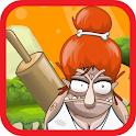 Caveman Island War adventure 2 icon
