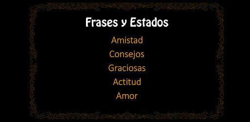Frases Y Estados Apps On Google Play