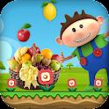 Fruit Catcher: Fruit Lover icon