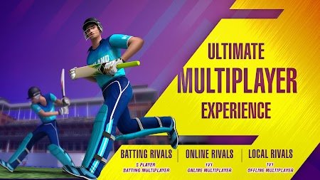 World Cricket Championship 2 - WCC2 APK screenshot thumbnail 1
