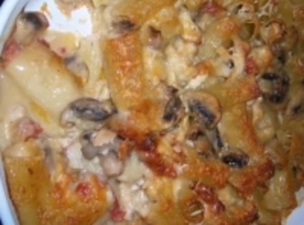 Baked Penne Primavera Recipe