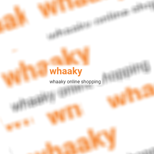whaaky online shop official