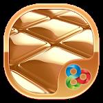 3D Gold GO Launcher