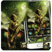 Butterfly Fairy Nature Theme