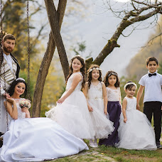 Wedding photographer Mindiya Dumbadze (MDumbadze). Photo of 30.01.2018