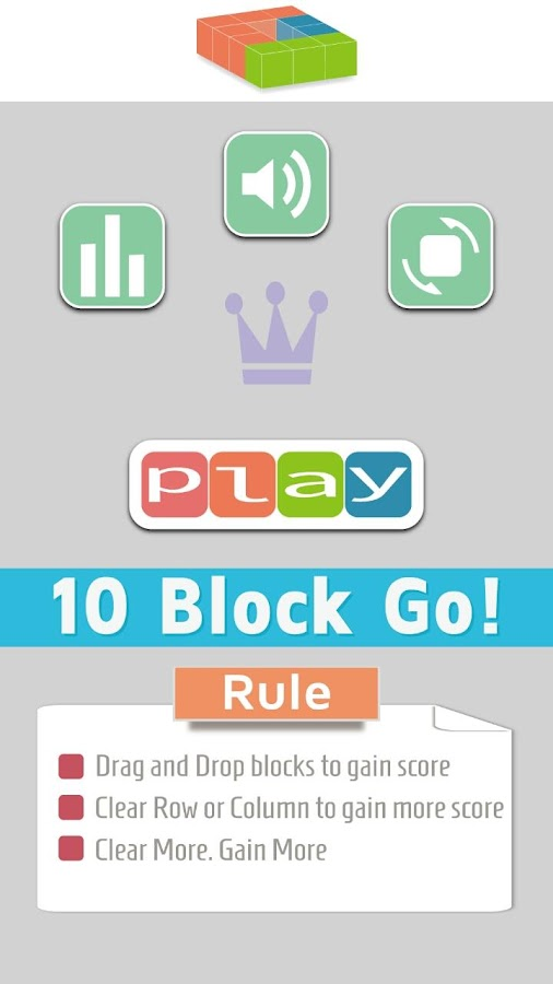 10 Block GO! 1010- screenshot