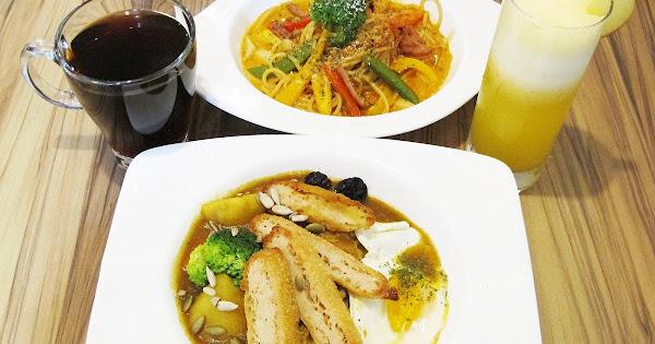 日式清新、平價美味、文青必來咖啡廳~盧仕珈琲 LusCoffee