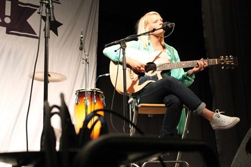 Amanda Selinder - trubadur