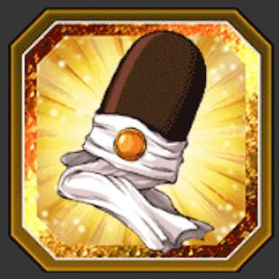 重い帽子[体]