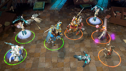 Lords of Discord: Turn Based Strategy RPG 1.0.54 screenshots 9