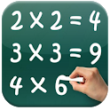 Multiplication Table Kids Math icon