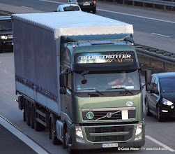 Photo: GLOBETROTTER   ----->   just take a look and enjoy www.truck-pics.eu