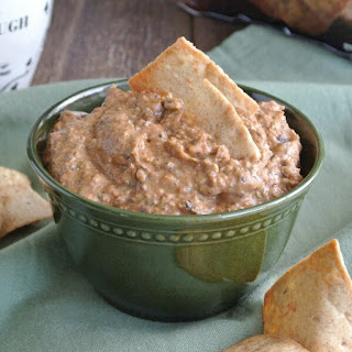 Spicy Black Bean Hummus.