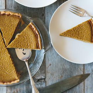 Pumpkin Pie (grain-free, dairy-free)