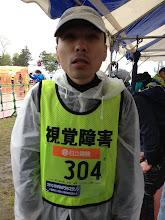 Photo: 吉塚君。見事メダルをゲット!おめでとう!