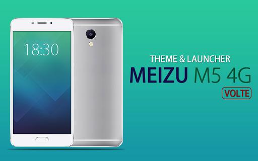 Theme for Meizu M5 4G Volte 1.0.3 screenshots 1