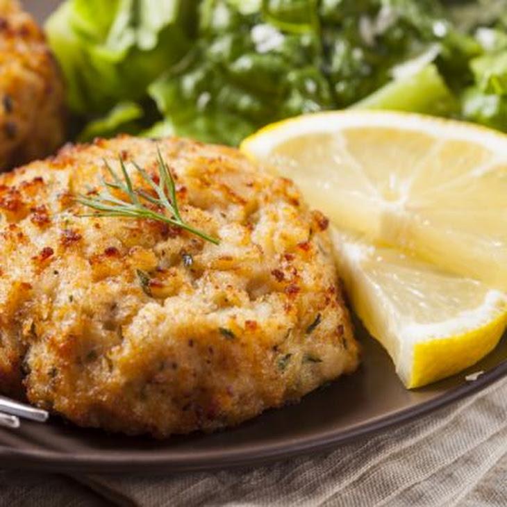 20-Minute Crab Cake Recipe