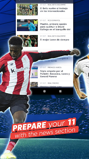 LaLiga Fantasy MARCAufe0f 2020 - Soccer Manager  screenshots 7
