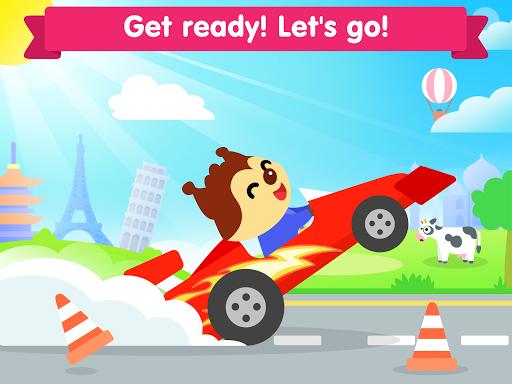 Car game for toddlers - kids racing cars games screenshot 10