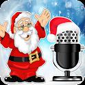 Crazy Santa : Change My Voice icon
